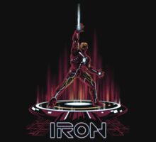 IRON-TRON by DJKopet