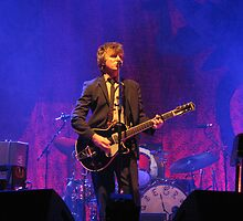 Neil Finn by Luci Mahon