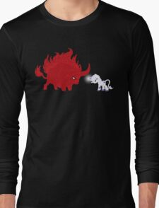 My Little Epic Battle Long Sleeve T-Shirt