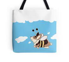 Flying Bee Gus Tote Bag
