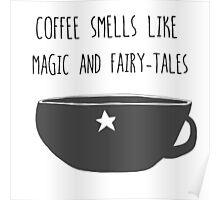 Coffee Magic Poster