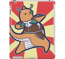 Dragonite of the Ginyu Force iPad Case/Skin