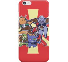 Pokemon Ginyu Force! iPhone Case/Skin