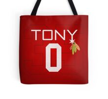 Tony 0 Tote Bag