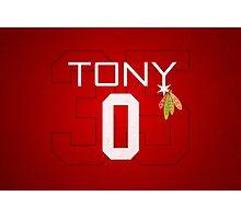 Tony 0 Photographic Print