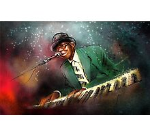 Pinetop Perkins Photographic Print