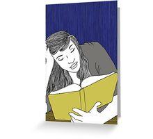 The Hermit Art Print Greeting Card