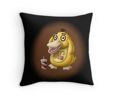 Five Nights at Psyduck's Throw Pillow