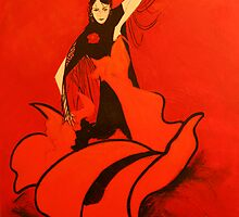 Flamenco by Summer Hues