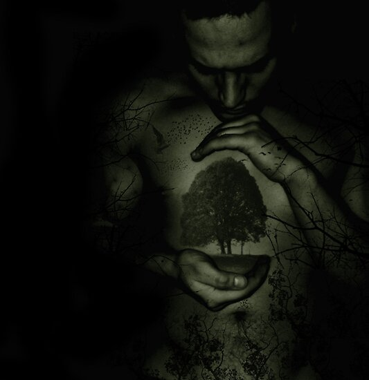 Greenman by Marko Beslac