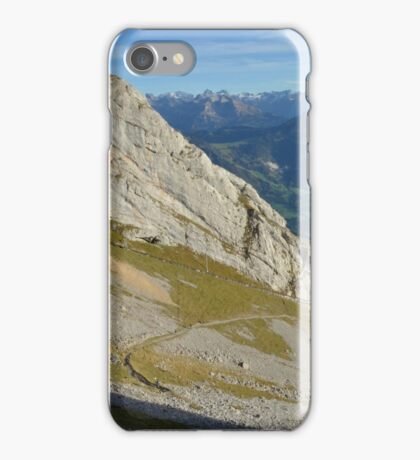 Mighty Mountains iPhone Case/Skin