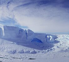 Grounded Berg by Doug Thost