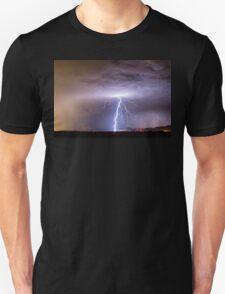 Lightning Strikes Following the Rain  T-Shirt