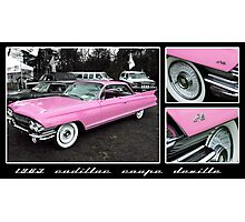 1963 Cadillac Coupe DeVille Photographic Print