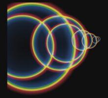 Rainbow Circles by Phyxius