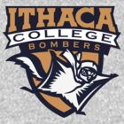 Ithaca College Bombers - Flying Squirrel by trevorbrayall
