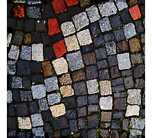 Mosaic Photographic Print