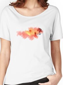 Forest Fire Women's Relaxed Fit T-Shirt