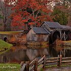 Mabry Mill on the Parkway by ljamespt