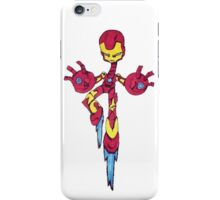 Spindleneck. (Iron Man) iPhone Case/Skin