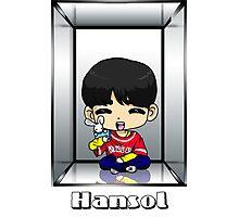 Hansol Anniversary Photographic Print