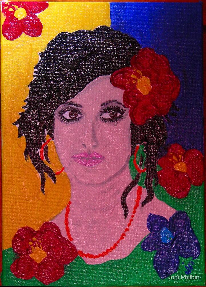 Penelope Cruz as my muse... by Joni Philbin