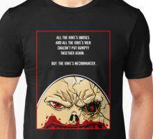 Dumpty of the Dead Unisex T-Shirt