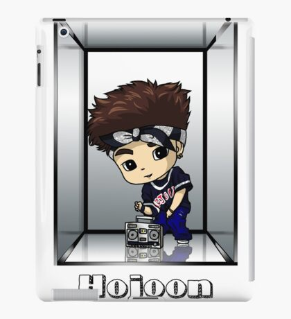 Hojoon Anniversary iPad Case/Skin