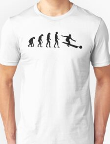 Evolved to Bowl Unisex T-Shirt