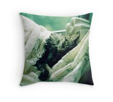 lazy sunday afternoon Throw Pillow