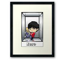 Xero Anniversary Framed Print