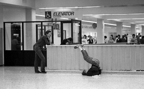 L.A Greyhound Terminal by docophoto