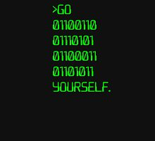 Go ( Binary Curse Word ) Yourself T-Shirt