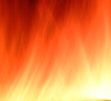 fire rising by skydiamond