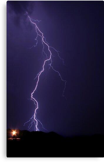 Vertical Strike by Daniel J. McCauley IV