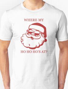 Pimp Santa Unisex T-Shirt