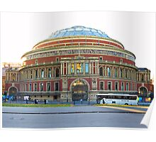 The Royal Albert Hall Poster