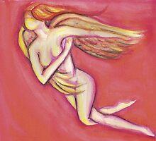 Happy Nude Year by Jennie Rosenbaum