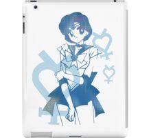 Sailor Mercury iPad Case/Skin