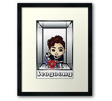Seogoong Anniversary Framed Print
