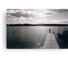 Noosa River Canvas Print