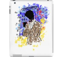 Doctor Who and TARDIS design iPad Case/Skin