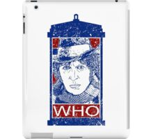 WHO 4 iPad Case/Skin