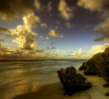Storm clouds #2 by alistair mcbride