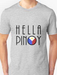 Hella Pinoy Unisex T-Shirt