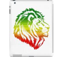 King of the Pride RASTA iPad Case/Skin