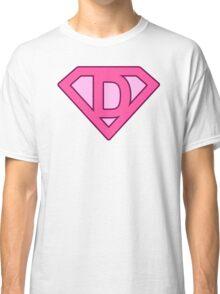 D letter Classic T-Shirt