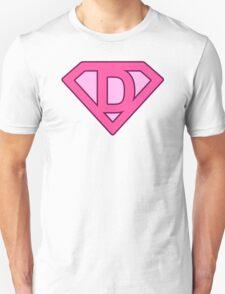 D letter Unisex T-Shirt
