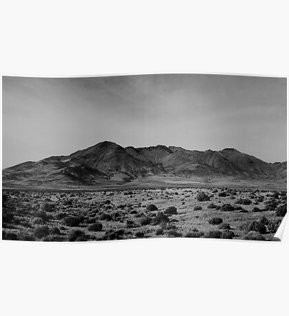 Wide open Spaces Poster