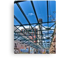 Urban Regeneration Canvas Print